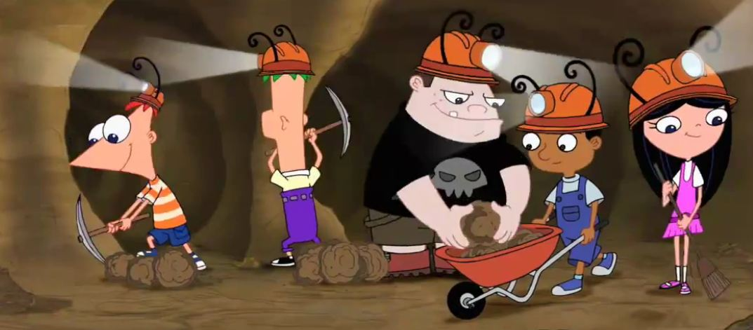 Ants (Phineas and Ferb)