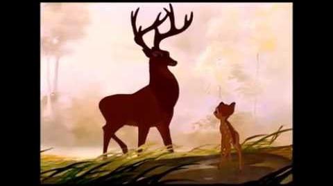 Bambi De Machtige Prins Van Het Bos Disney BE