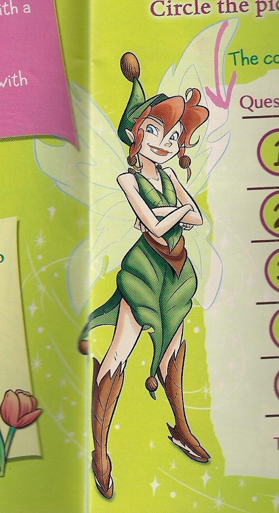 Beck (Disney Fairies)