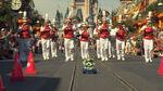 Buzz Lightyear and RC in Walt Disney World
