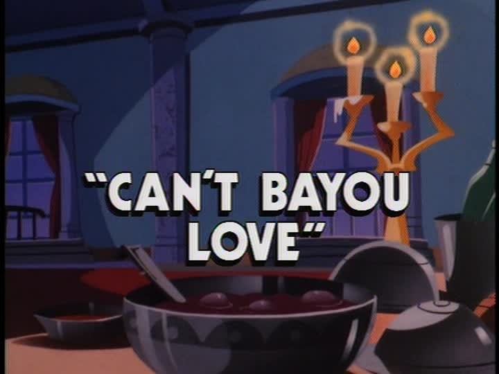 Can't Bayou Love