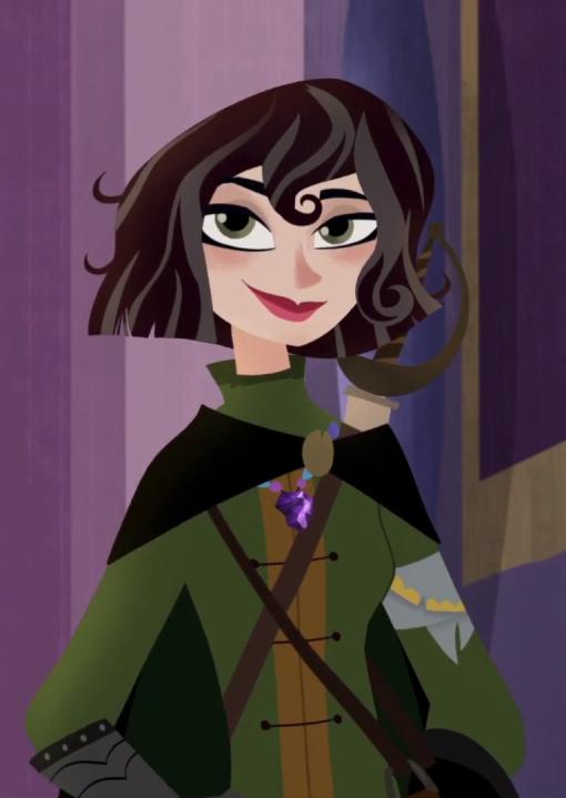 Cassandra (Enredados)