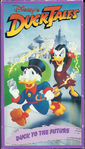 Duck to the Future VHS