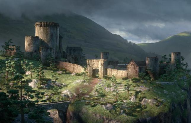 Castelo de DunBroch