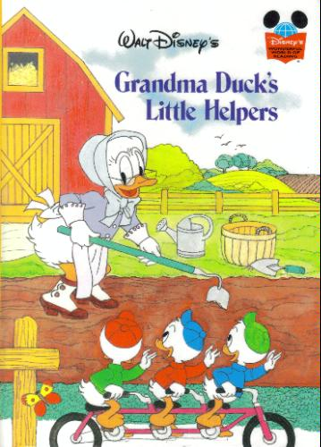 Grandma Duck's Little Helpers