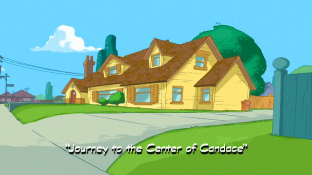 Journey to the Center of Candace