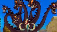 Kingdom Hearts 2 Hydra 3