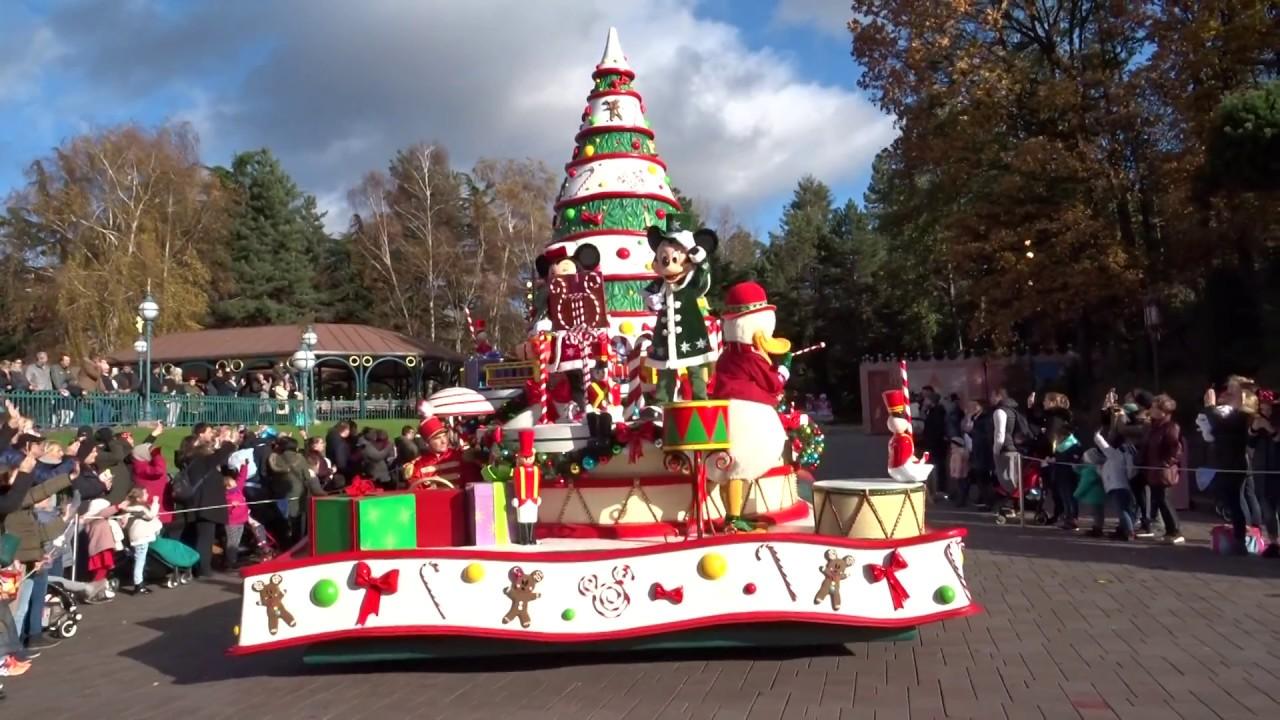 La Parade de Noël Disney