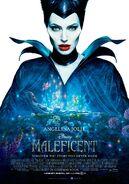 Maleficent International Poster