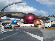 Mission Space Pavilion Epcot Center