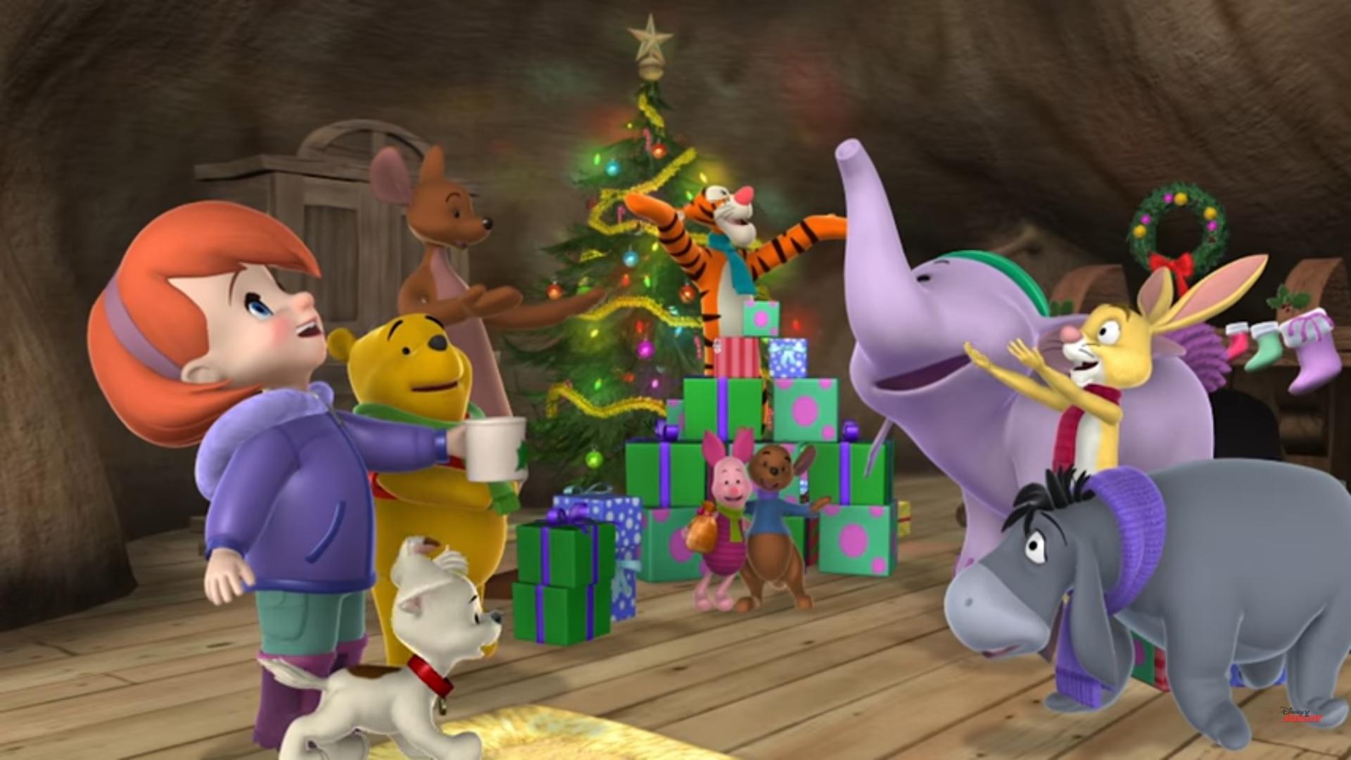 Christmas Comes Tomorrow