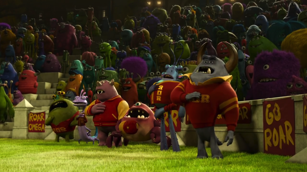 Monsters University (song)