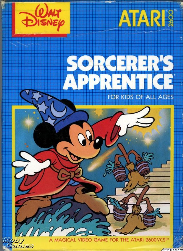 Sorcerer's Apprentice (Vídeo game)