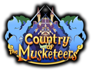The Country of Musketeers Logo
