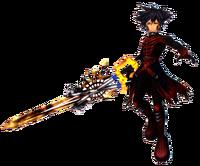 Vanitas and X-Blade