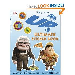 Up: Ultimate Sticker Book