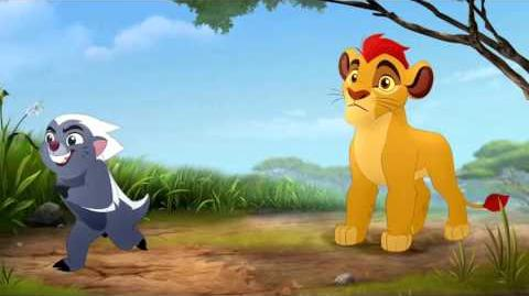 Be Inspired The Lion Guard Return of the Roar