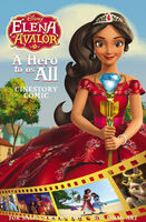 Disney Elena of Avalor - A Hero to Us All Cinestory Comic