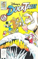 DuckTales DisneyComics issue 1