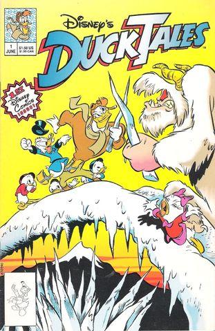 DuckTales: Os Caçadores de Aventuras (Disney Comics)