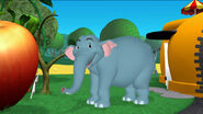 Elephant mickey mouse clubhouse