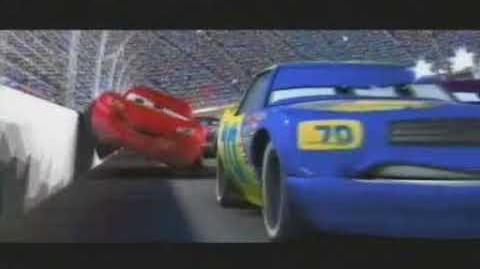 Goodyear Disney Pixar Cars Movie Commercial 2006