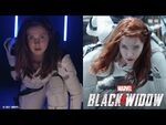 Making Black Widow's Snow Suit - Marvel Becoming