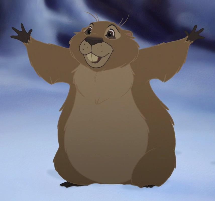 Marmotta (Bambi)