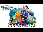 Monsters at Work Disney+ Originals - End Credit Soundtrack-2