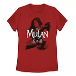 Mulan T-Shirt for Women – Live Action Film.png