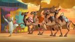 Mystery at the Camel Fair 1