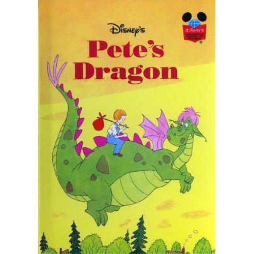 Pete's Dragon (Disney's Wonderful World of Reading)