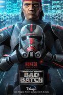 Star Wars - The Bad Batch - Pôster de Personagem - 01