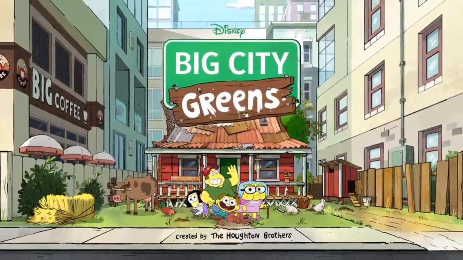 Big City Greens Main Title Theme