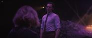Loki talks to Sylvie - Loki EP4