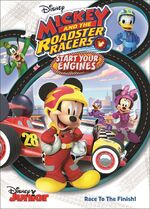Mickey and the Roadster Racers Start Your Engines DVD.jpg