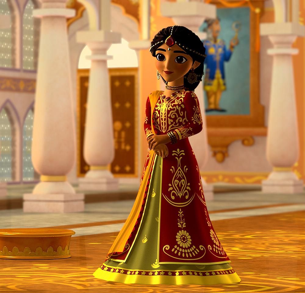 Queen Shanti