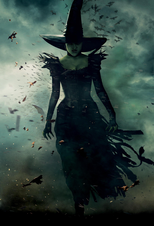 Теодора Злая Ведьма Запада