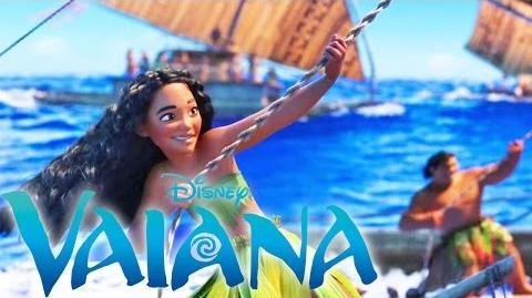 VAIANA Musikvideo We Know the Way - deutsche Version Disney HD