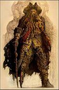 Concept art - Davy Jones 2