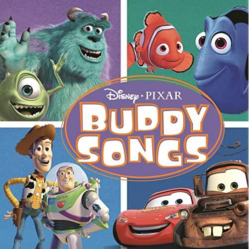 Disney Pixar Buddy Songs