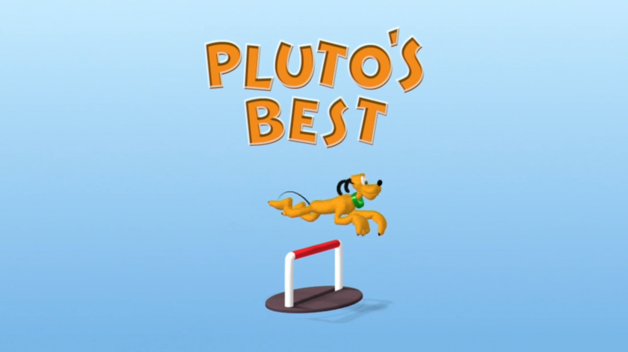 Pluto's Best