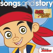 Songs and story jake and the neverland pirates