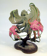 Spring Sprite statue