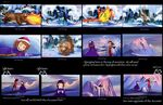 The Princess and the Protector storyboard 3