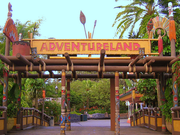 Adventureland Magic Kingdom Disney Wiki Fandom
