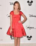 Anna Camp Mickey's 90th Spectacular