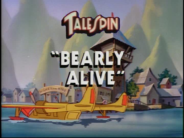 Bearly Alive