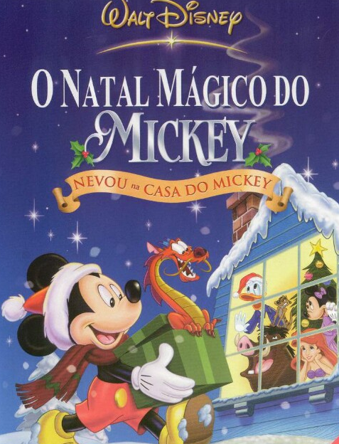 O Natal Mágico do Mickey: Nevou na Casa do Mickey