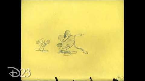 "Oswald the Lucky Rabbit in ""Harem Scarem"""